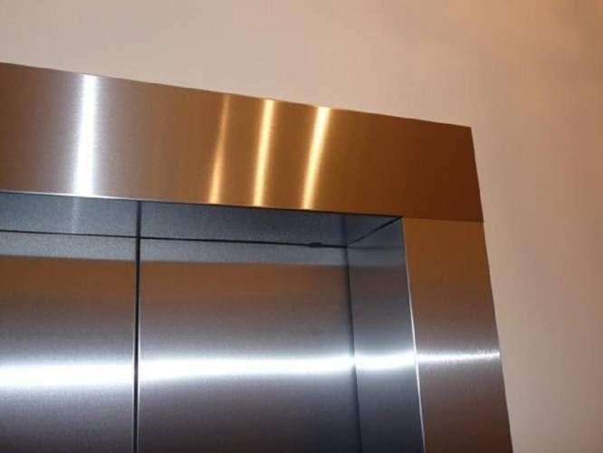 Компания УМСК предлагает стальные лифтовые порталы любых размеров и типов
