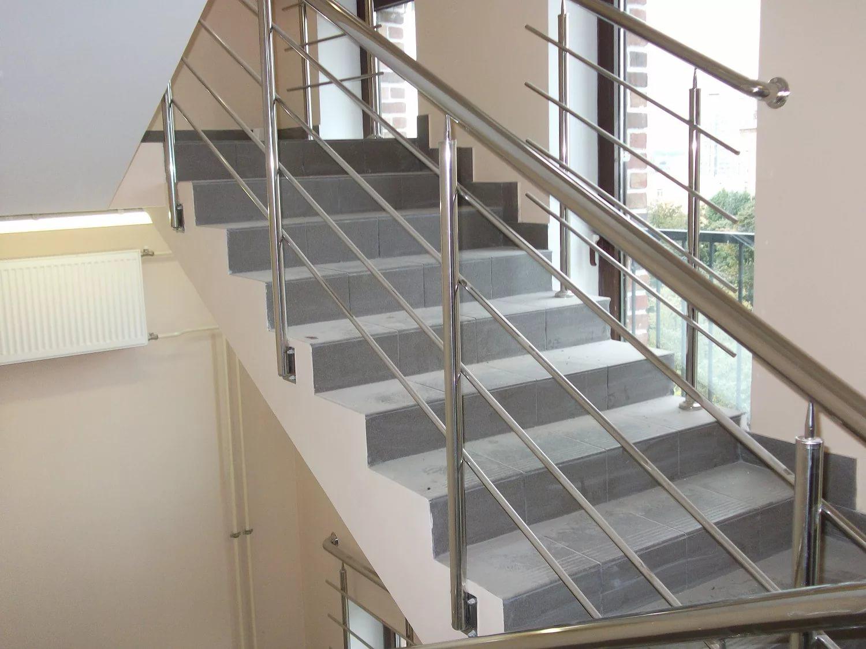 Ограждения лестниц всех видов. Изготовление и монтаж