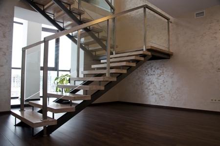 Изготовление лестниц в Екатеринбурге